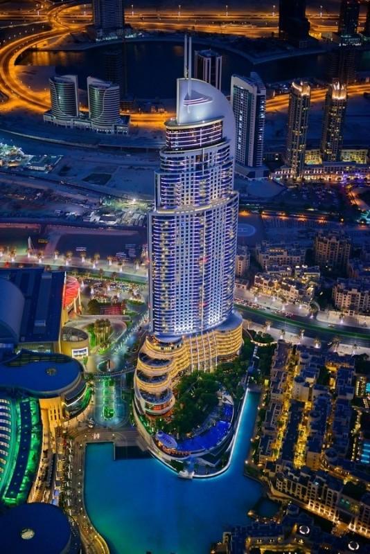 Dubai migliori hotel e ristoranti