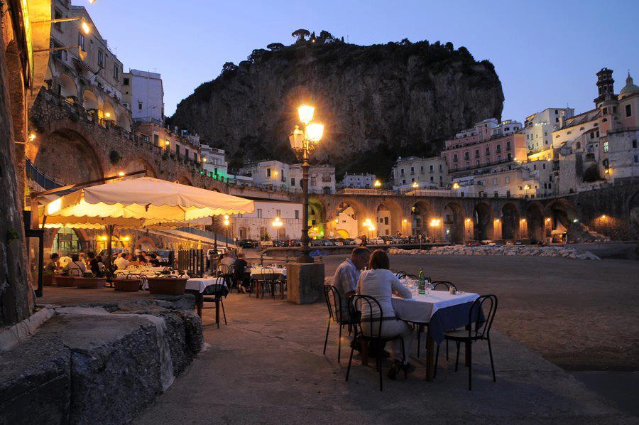 Costiera Amalfitana mangiare bene spendendo poco