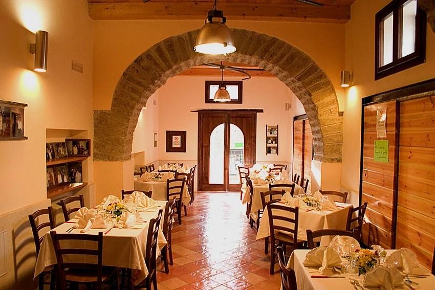 Dove mangiare a Caserta Vecchia