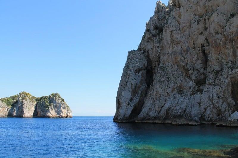 Capri spiagge pi belle