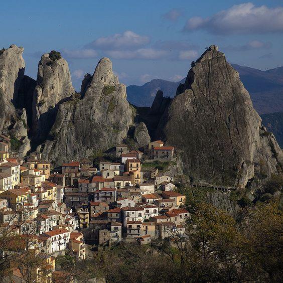 Castelmezzano Basilicata