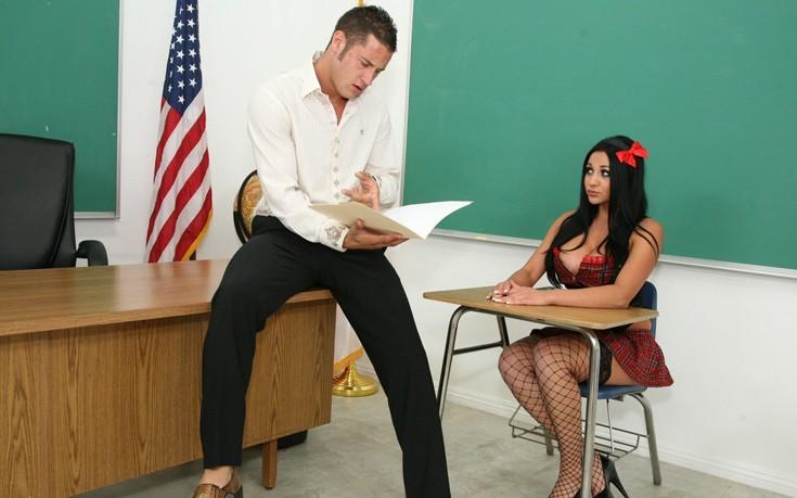 Δάσκαλος και αγόρι πορνό