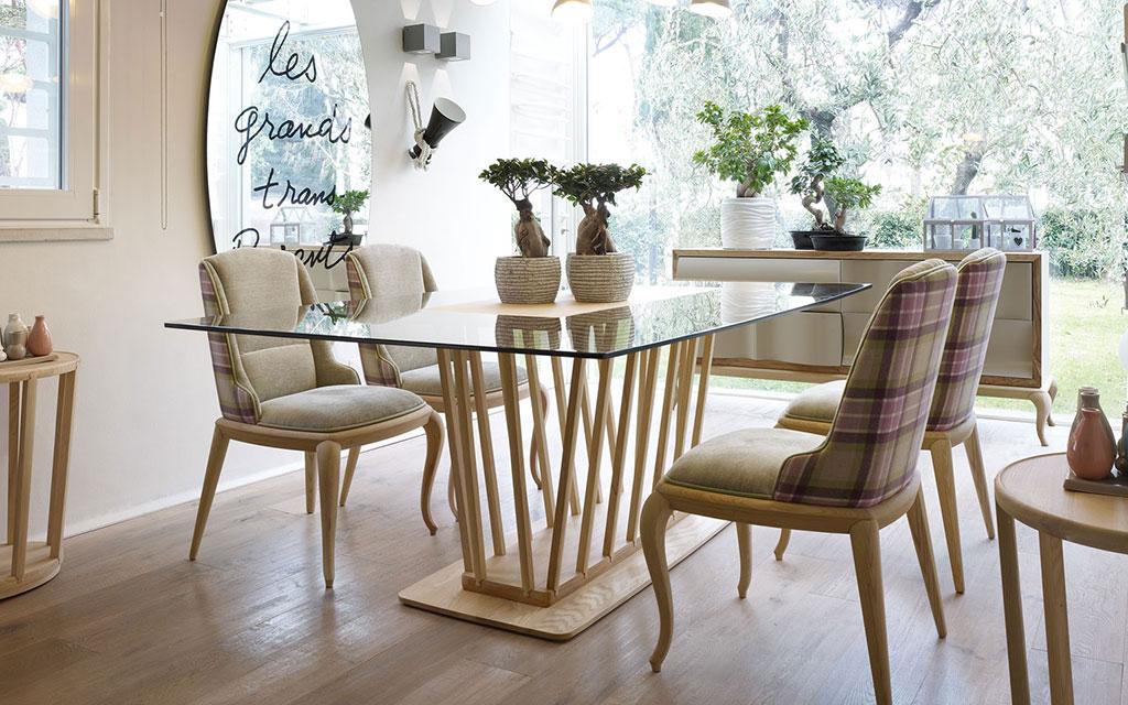 La nostra produzione in stile moderno è. Mobili In Legno Massello Volpi Lo Stile In Casa