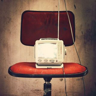 Analog Technology Vs. Digital Technology- Old TV