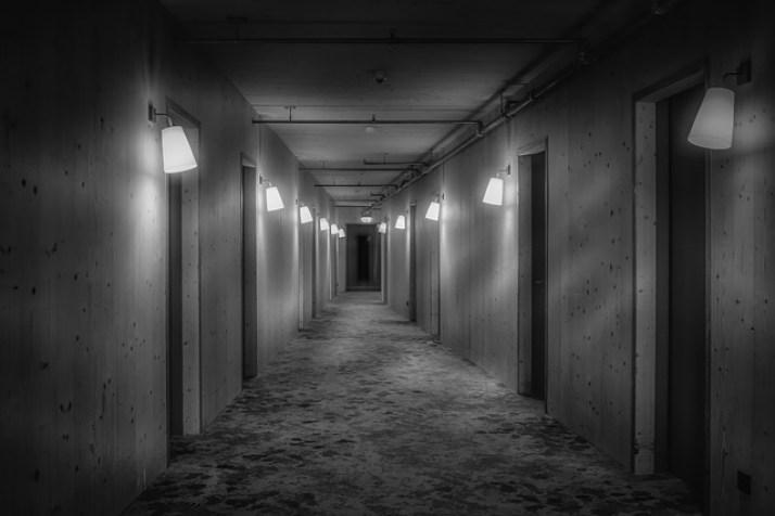 How Long is Infinity- Hotel Corridor