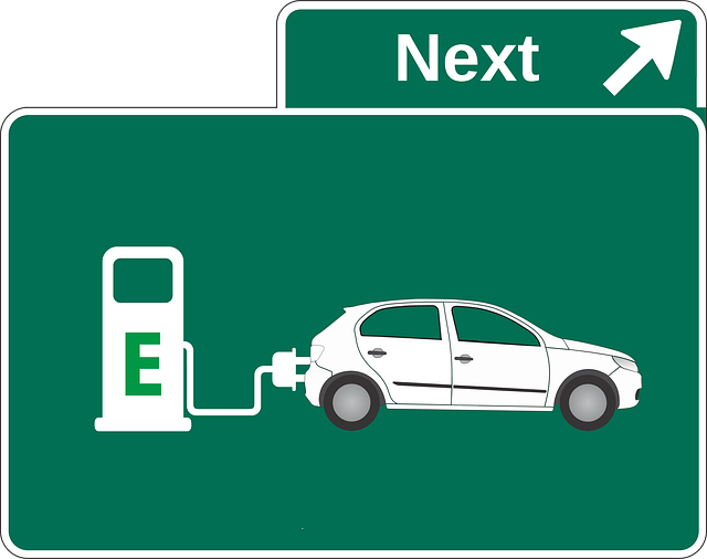 Normal car vs Electric car - Electric Car Charging