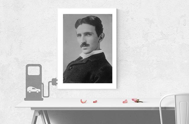 Nikola Tesla and Electric Car