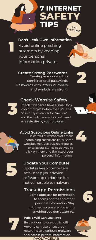 7 Internet Safety Measures