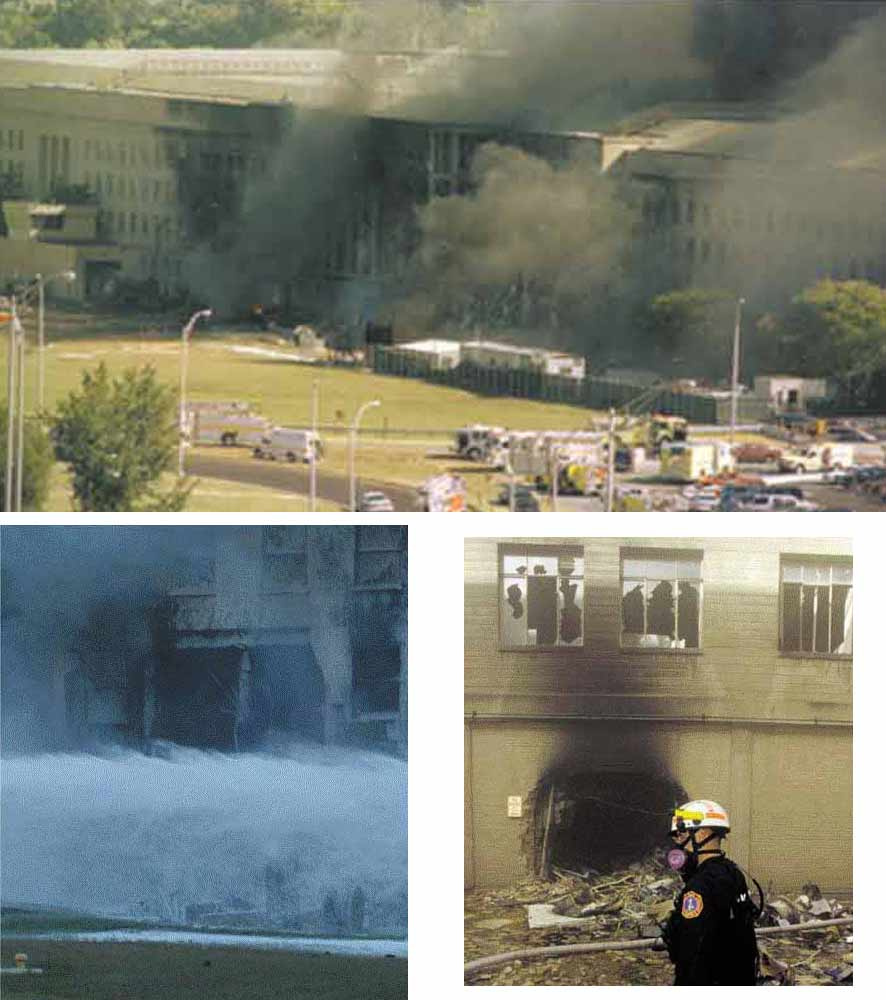 Ningn avin se estrell en el Pentgono por Sandro Cruz