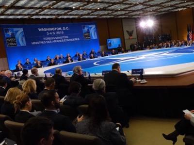 NATO declaration for its 70th anniversary
