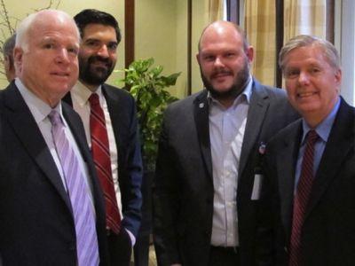 1 4764 a5f7f John McCain, le chef dorchestre du « printemps arabe », et le Calife