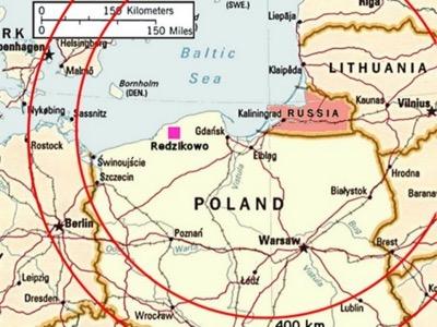 Resultado de imagen de Iskander en el enclave de Kaliningrado
