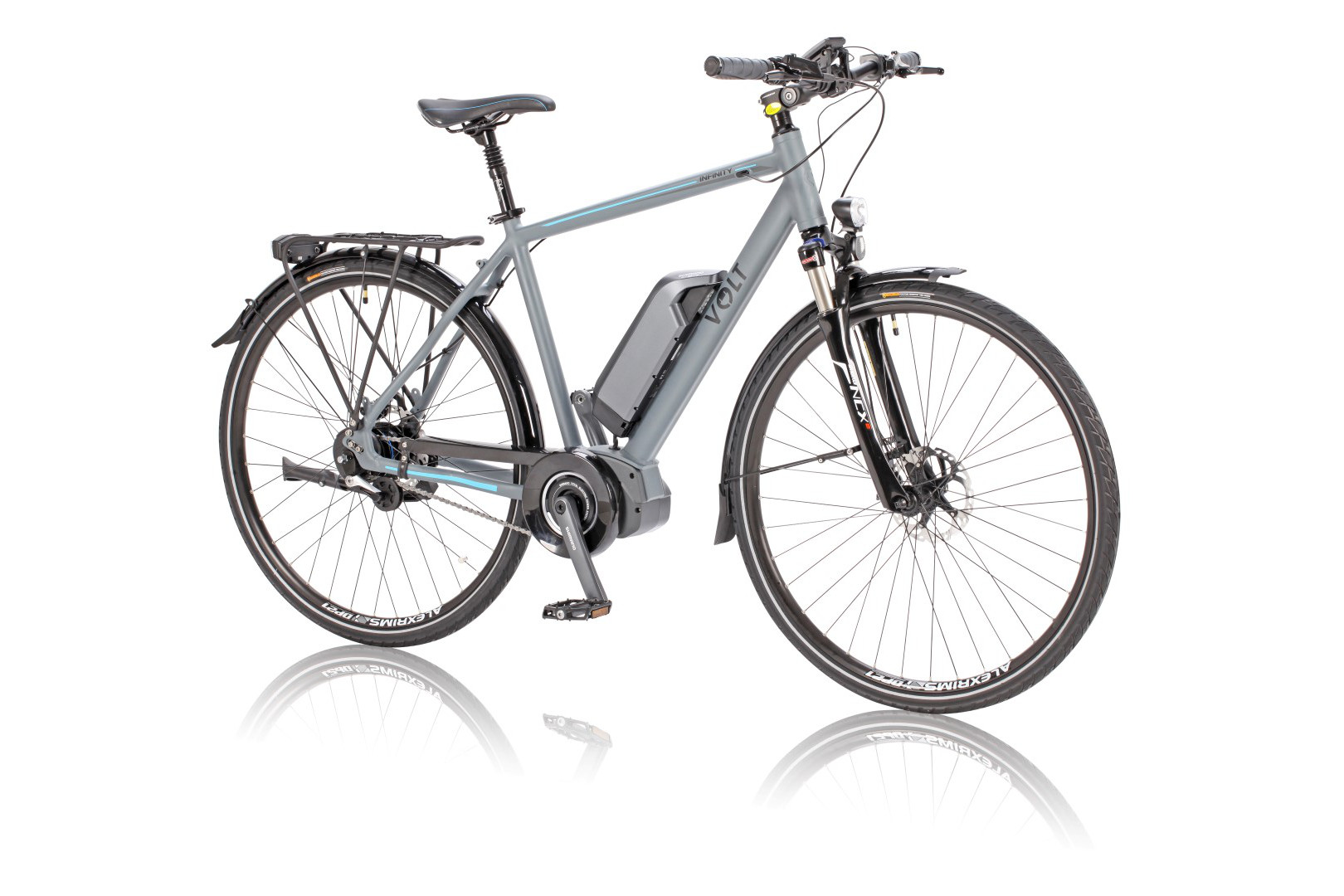 Infinity Shimano STEPS e-bike from VOLT™