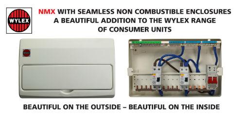 Wylex Garage Consumer Unit Wiring Diagram