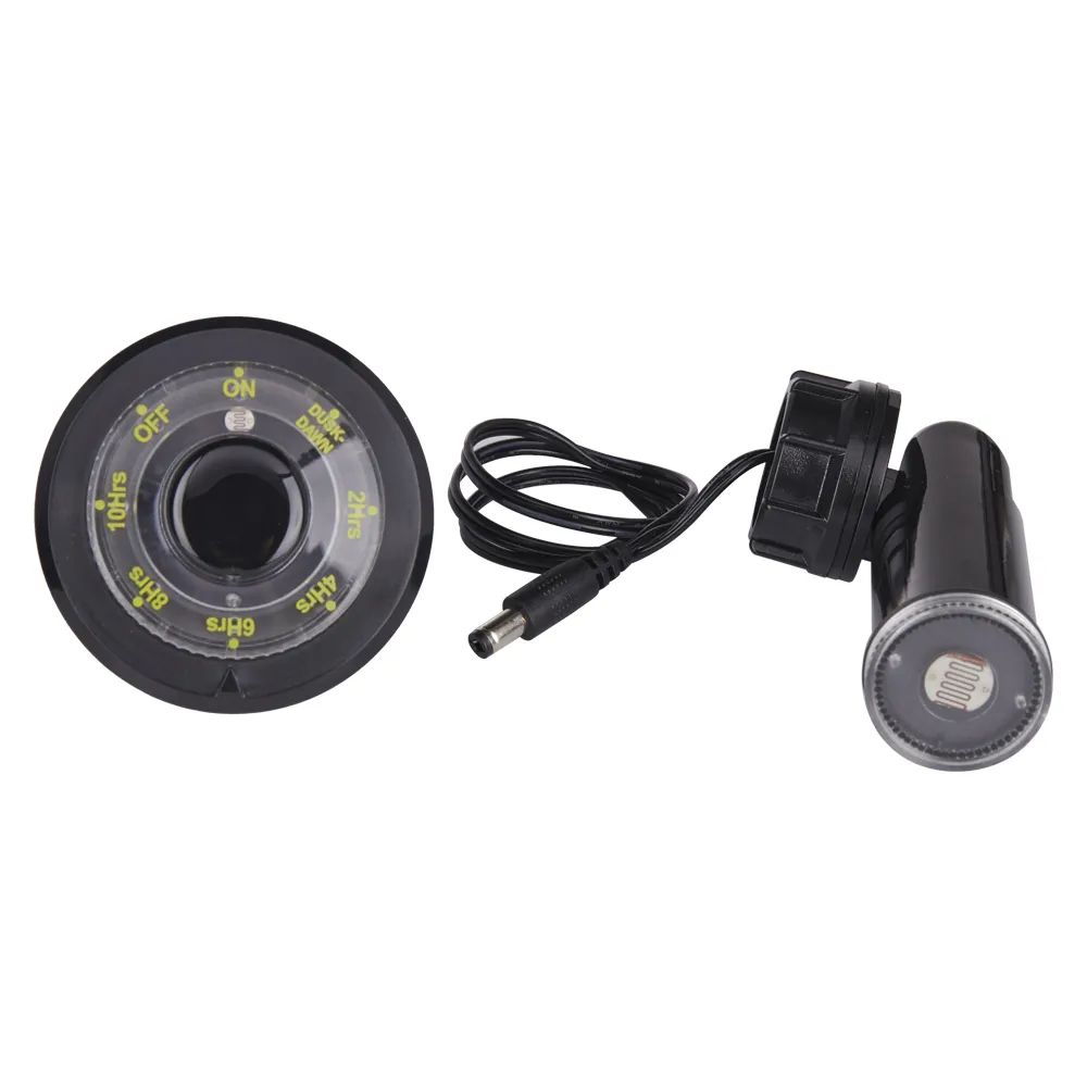 volt timer photocell extension combo