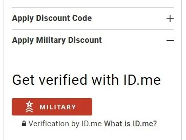 military discount volt lighting