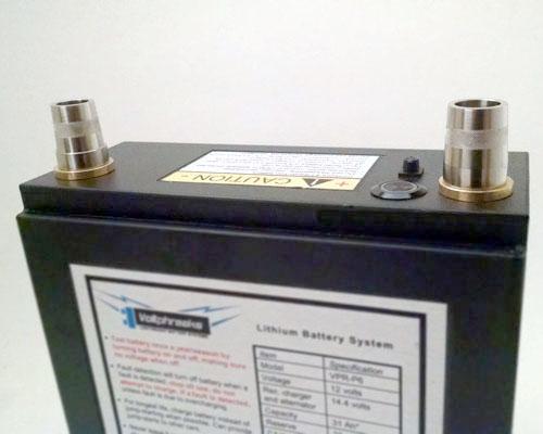 Spec Set Battery Terminal Mil