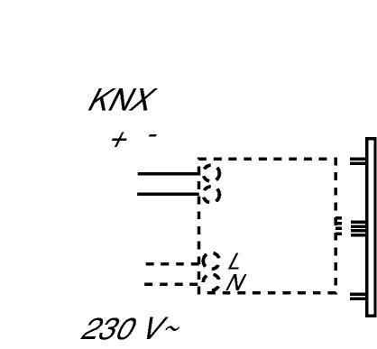 BUSCH-JAEGER 6127 MF-866-101 Multifunktionstastsensor