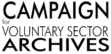 The Campaign for Voluntary Sector Archives