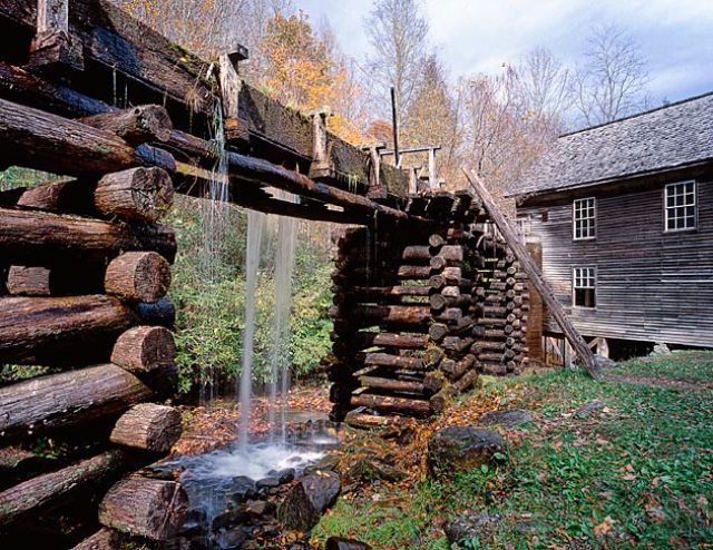 Image result for mountain farm museum and mingus mill