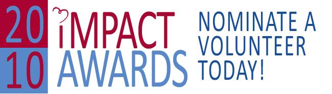 2010 Volunteer Impact Awards