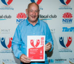 Geoffrey Nattrass Hunter finalist for the 2018 NSW Senior Volunteer of the Year Awards The Centre for Volunteering