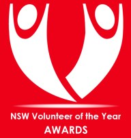 NSW Volunteer of the Year Awards logo