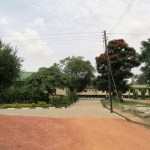 Makiungu Hospital compound