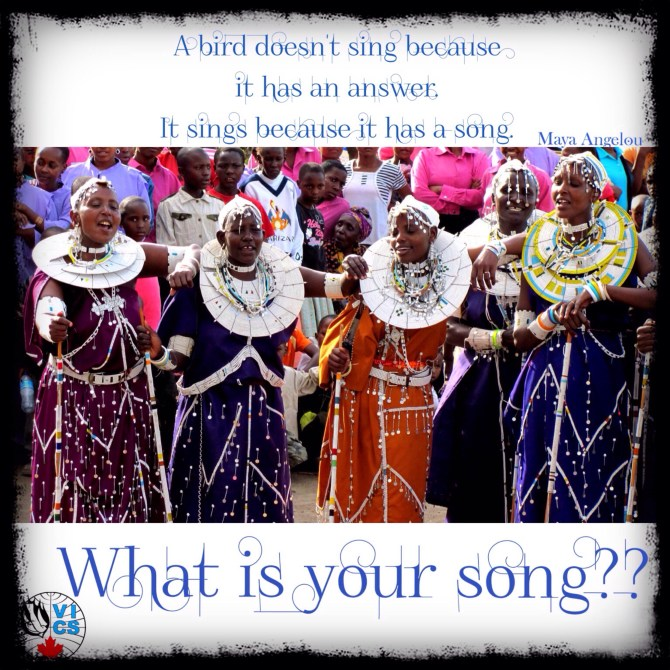 What is your song