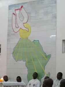 Spiritans in Africa