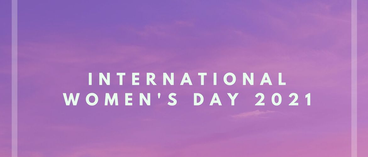 #International Women's Day