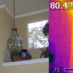 Infrared Thermal Image compares what is missed by a normal visual inspection performed by other inspectors. Volunteer Inspections Uses thermal imaging to give our clients the full story.