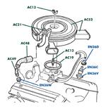 C3 Technical Diagrams, Volunteer Vette Corvette Parts