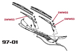 C5 Technical Diagrams, Volunteer Vette Corvette Parts