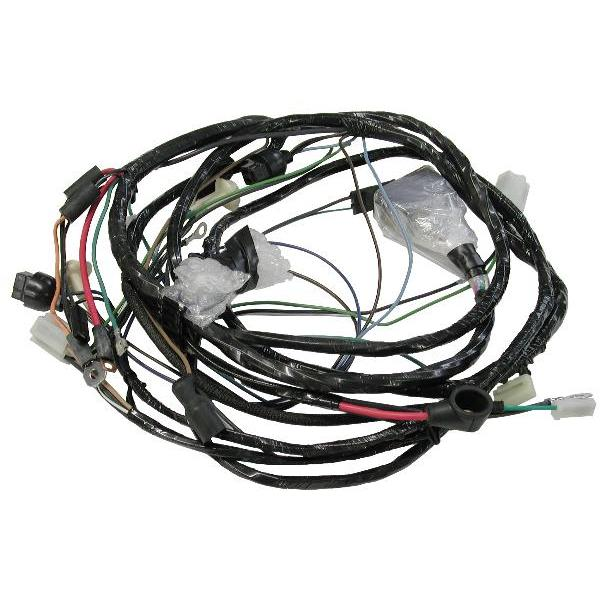 72 HEADLIGHT WIRING HARNESS, Corvette Parts