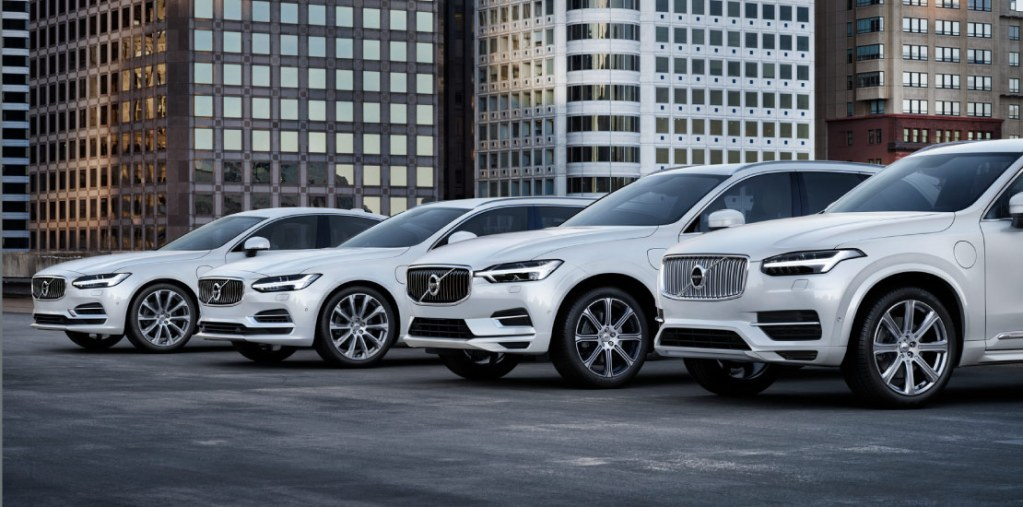 Volvo Βελμάρ Used Car Week