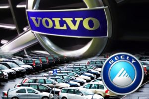 volvo geely