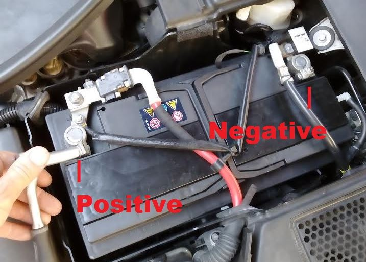 2010 Volvo Xc90 Fuse Diagram How To Replace Battery In Volvo S60 V60 Xc60 S80 V70 Xc70