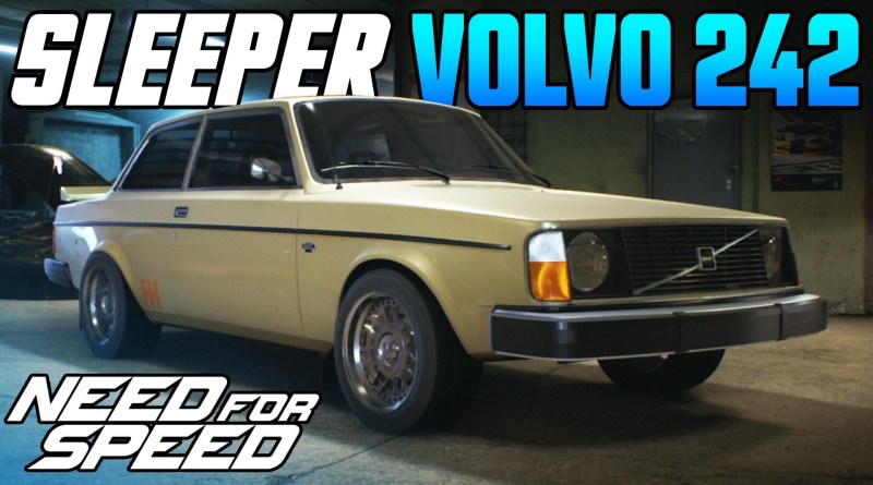 Need for Speed Ultimate Sleeper Build