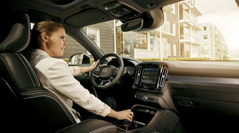 Volvo Cars to embed Google Assistant, Google Play Store and Google Maps in next-generation infotainment system