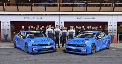 Cyan Racing Lynk & Co 2019 Race Team