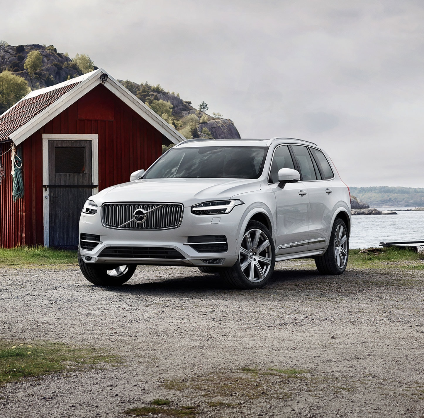 hight resolution of the 2019 xc90