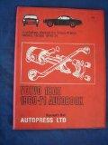 Volvo 1800 1960-71 Autobook