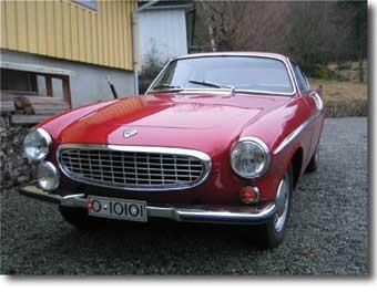 P1800S 65. Foto: Arne K, Norge