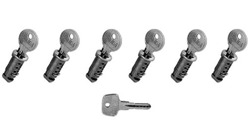 Lock Kit One Key System