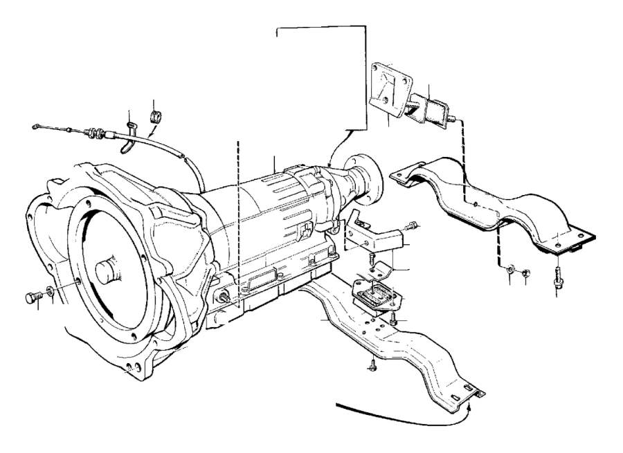 Manual transmission M47