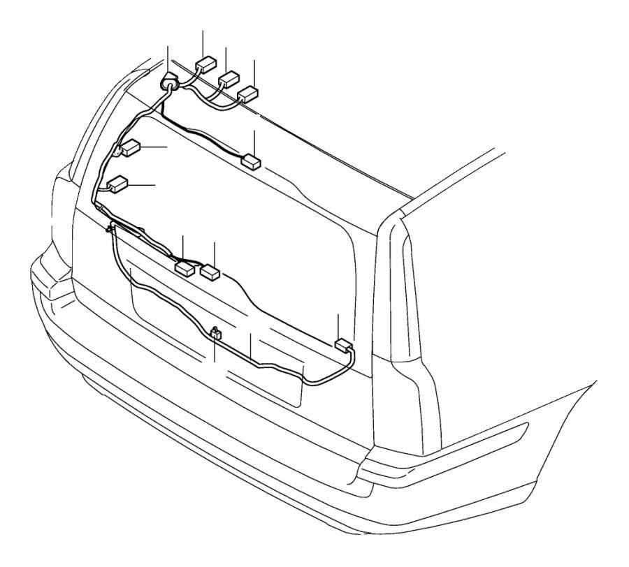 Main Fuse Box Volvo V70. Volvo. Auto Wiring Diagram