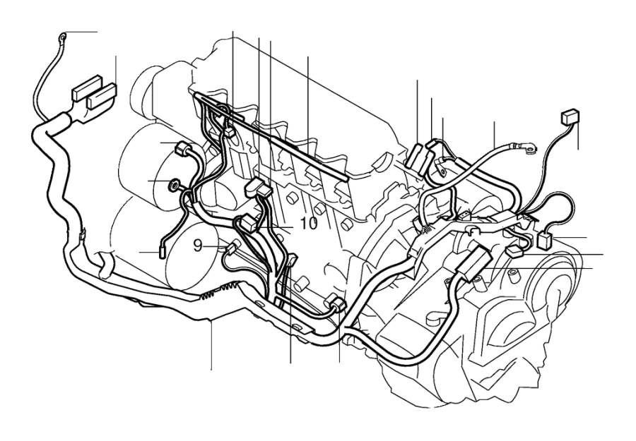 Search 2004 Volvo V40 Electrical system Auto Parts