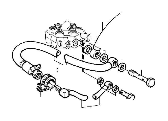 1984 Volvo 260 Frequency valve. Genuine Classic Part