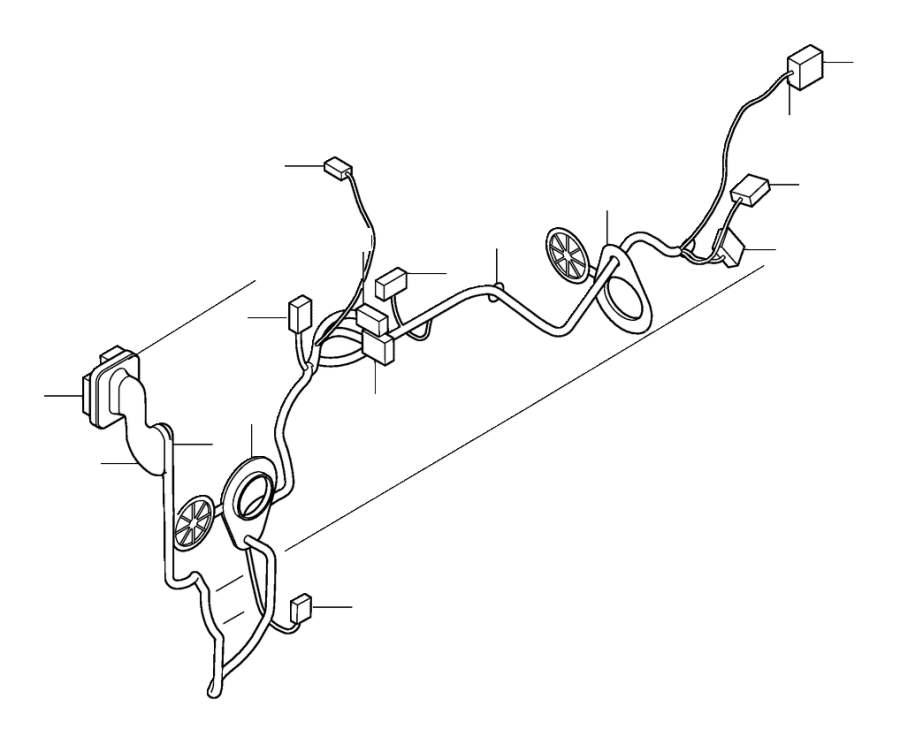 Volvo Wiring Harness